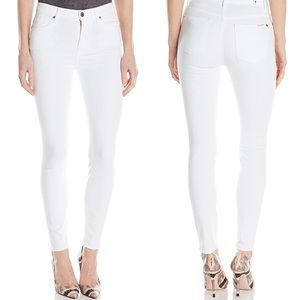 7 For All Mankind | High Waist Ankle Skinny Jeans